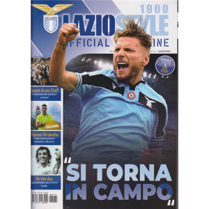 Lazio Style 1900 - n. 115 - giugno 2020 - mensile