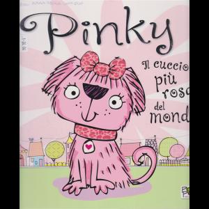 Sticker & Color Pinky - Il cucciolo più rosa del mondo - n. 1 - 10/6/2020 - trimestrale -