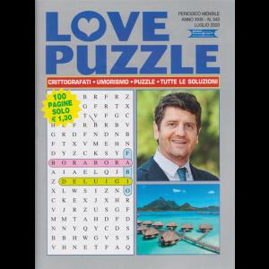 Love Puzzle - n. 343 - mensile - luglio 2020 - 100 pagine