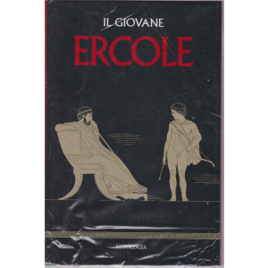 Mitologia - n. 20 - Il giovane Ercole - settimanale - 19/6/2020 - copertina rigida