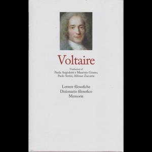 I grandi filosofi - Voltaire - n. 4 - settimanale - 19/6/2020 - copertina rigida