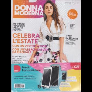Donna Moderna + Fascia Portacellulare - n. 27 - 18 giugno 2020 - settimanale