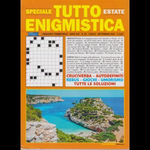 Speciale Tutto Enigmistica - estate - n. 95 - trimestrale - luglio - settembre 2020 -