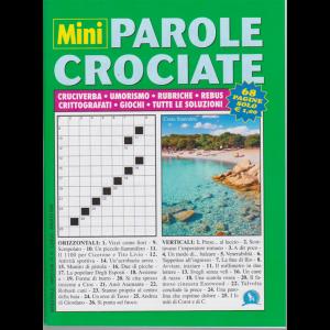 Mini Parole Crociate - n. 47 - bimestrale - luglio - agosto 2020 - 68 pagine