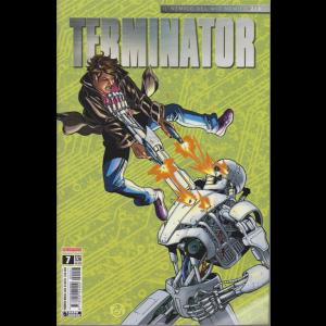 Terminator - n. 7 - Il nemico del mio nemico 2/3 - mensile - 13/6/2020