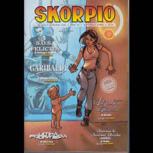 Skorpio - n. 2259 - settimanale di fumetti - 18 giugno 2020 -