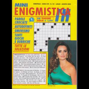 Mini Enigmistica In -  - n. 101 - bimestrale - luglio - agosto 2020 - 68 pagine