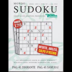 Mondo Sudoku - n. 178 - mensile - giugno 2020 -