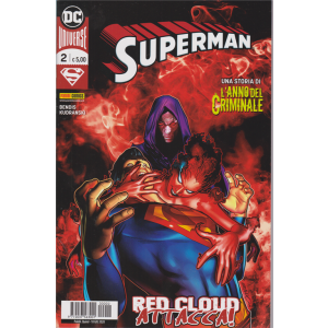 Superman - n. 2 - quindicinale - 18 giugno 2020 - Red cloud attacca!