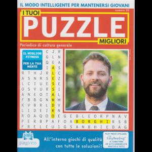 I tuoi puzzle migliori - n. 20 - bimestrale - 6/6/2020 -
