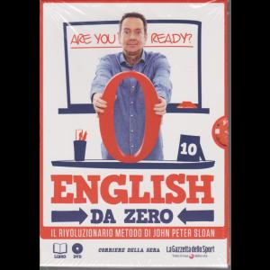 English da zero - n. 10 - settimanale -