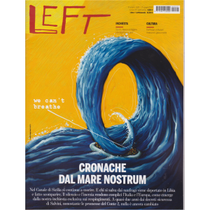 Left Avvenimenti - n. 25 - 19 giugno 2020 - 25 giugno 2020 - settimanale