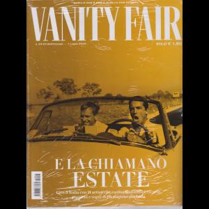 Vanity Fair  + Vanity Fair design - n. 25 - settimanale - 1 luglio 2020 - 2 riviste
