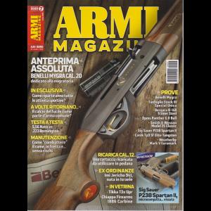 Armi Magazine - n. 7 - mensile - luglio 2020