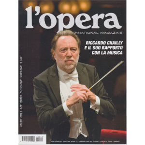 L'opera  international magazine - n. 49 - mensile - 10/6/2020 -