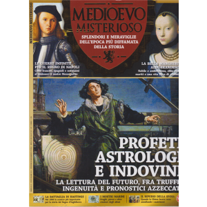 Medioevo Misterioso Extra - n. 18 - bimestrale - luglio - agosto 2020 -