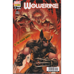 Wolverine - n. 2 /403 - mensile - 18 giugno 2020 -