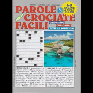 Parole Crociate facili - n. 261 - mensile - luglio 2020 - 68 pagine