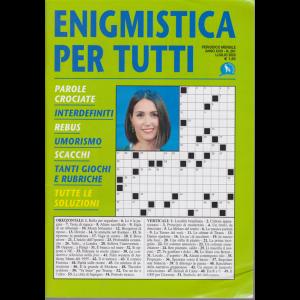Enigmistica per tutti - n. 261 - mensile - luglio 2020