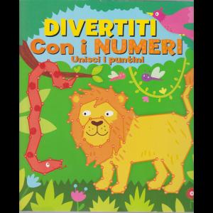New Ipercolor - Divertiti con i numeri - Unisci i puntini - n. 30 - trimestrale - luglio - settembre 2020