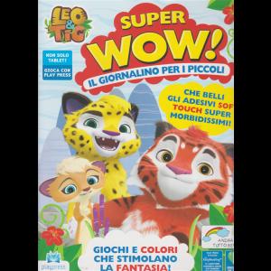 Leo & Tig Super Wow! - n. 3 - luglio - agosto 2020 - bimestrale -
