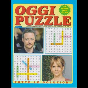 Oggi Puzzle - n. 266 - bimestrale - luglio - agosto 2020 - 68 pagine