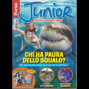 Focus Junior - n. 7 - mensile - luglio 2020
