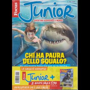 Focus Junior + Focus Wild - n. 7 - mensile - luglio 2020 - 2 riviste
