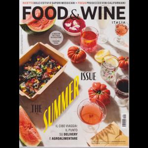Food & Wine Italia - n. 4 - bimestrale - giugno - luglio 2020
