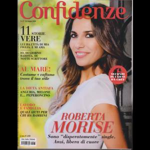 Confidenze - n. 27 - 23 giugno 2020 - settimanale