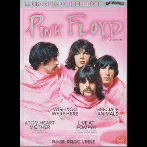 Classic Rock Glorie - Pink Floyd - n. 1 - bimestrale - luglio - agosto 2020 -