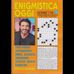 Enigmistica Oggi - n. 285 - bimestrale - luglio - agosto 2020 - 100 pagine