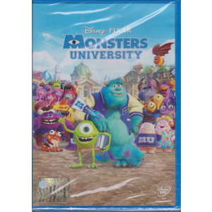 I Dvd di Sorrisi6 -Monsters university - n. 24 - 23/6/2020 - settimanale