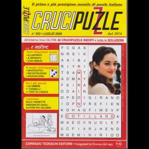 Crucipuzzle - n. 553 luglio 2020 - mensile