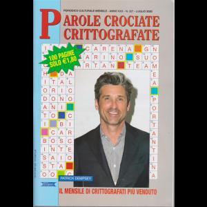 Parole Crociate crittografate - n. 327 - mensile - luglio 2020 - 100 pagine