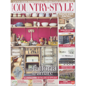 Casa Deco Country - Style - n. 1 - luglio - agosto 2020 - 19/6/2020 -