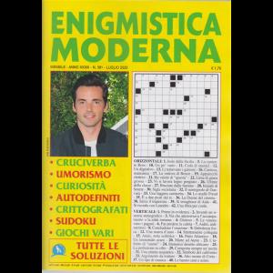 Enigmistica Moderna - n. 381 - mensile - luglio 2020