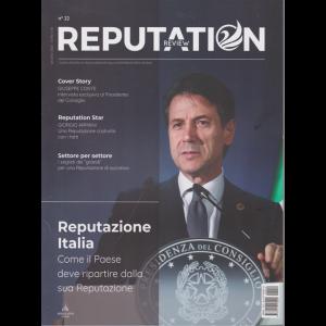 Reputation Review - n. 22 - semestrale - giugno - luglio 2020 -