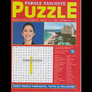 Parole Nascoste Puzzle - n. 70 - trimestrale - luglio - settembre 2020