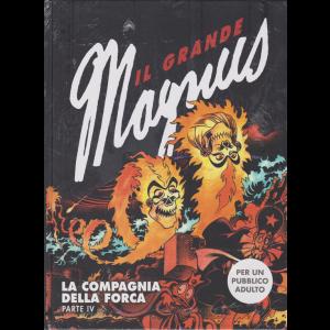 Il grande Magnus - n. 12 - La compagnia della forca - parte IV - settimanale -