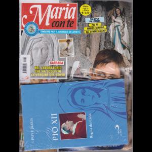 Maria con te + il libro I papi e Maria - Pio XII - Regina del Cielo - n.26 - 28 giugno 2020 - settimanale