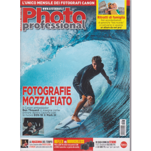 Professional Photo - n. 127 - mensile - 26/6/2020
