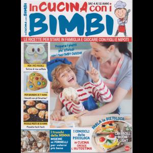 In cucina con i bimbi - (dai 4 ai 12 anni) - n. 7 - bimestrale - luglio - agosto 2020 -