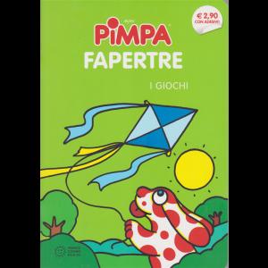 Pimpa - Fapertre - I giochi - n. 394 - mensile - Con adesivi