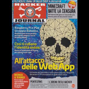 Hacker Journal - n. 245 - mensile - giugno 2020 -