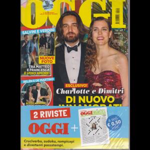 Oggi + Oggi enigmistica - n. 14 - 11/4/2019 - settimanale - 2 riviste