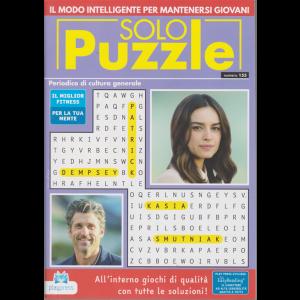 Solo puzzle - n. 155 - bimestrale - 24/6/2020 -