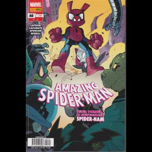 Amazing Spider-man - L'uomo ragno - n. 749 - quindicinale - 25 giugno 2020 -