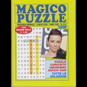 Magico puzzle - n. 314 - mensile - luglio 2020 - 100 pagine