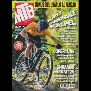 Mtb Magazine - n. 7 - mensile - luglio 2020